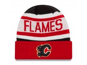 Dětská zimní čepice  Calgary Flames NHL Biggest Fan 2.0