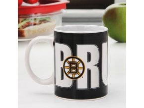 Hrnek Boston Bruins Wordmark