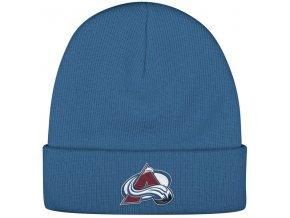 Kulich Colorado Avalanche Reebok Basic Logo - Modrá