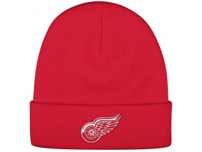 Kulich Detroit Red Wings Reebok Basic Logo - Červená