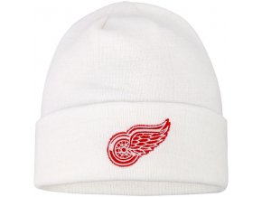 Kulich Detroit Red Wings Reebok Basic Logo - Bílá