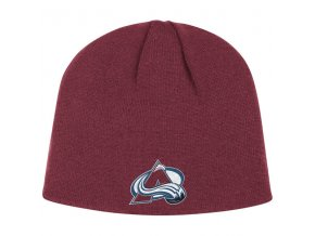 NHL čepice Colorado Avalanche Basic Logo Scully