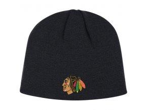NHL čepice Chicago Blackhawks Basic Logo Scully