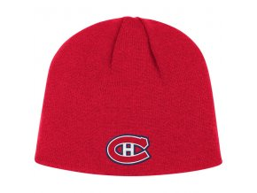NHL čepice Montreal Canadiens Basic Logo Scully