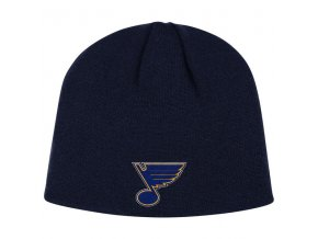 NHL čepice St. Louis Blues Basic Logo Scully