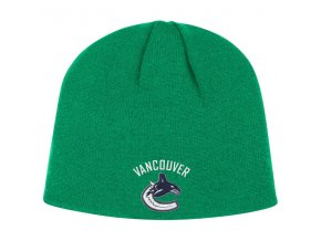 NHL čepice Vancouver Canucks Basic Logo Scully