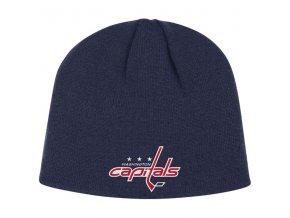 NHL čepice Washington Capitals Basic Logo Scully