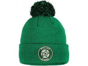 Kulich Dallas Stars Zephyr Seal Knit