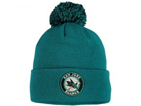 Kulich San Jose Sharks Zephyr Seal Knit