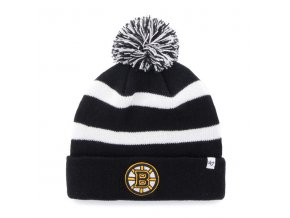 Kulich Boston Bruins 47 Brand Breakaway Knit Black