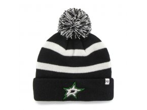Kulich Dallas Stars 47 Brand Breakaway Knit Black