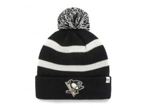 Kulich Pittsburgh Penguins 47 Brand Breakaway Knit Black