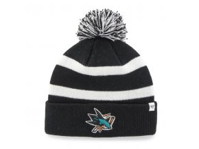 Kulich San Jose Sharks 47 Brand Breakaway Knit Black
