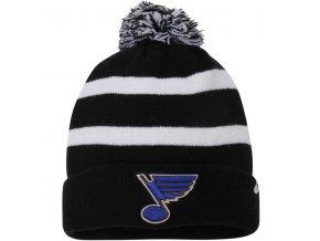 Kulich St. Louis Blues 47 Brand Breakaway Knit Black