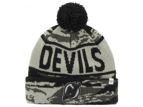 Kulich New Jersey Devils 47 Brand Tigertooth Knit