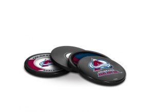 Puk Colorado Avalanche NHL Coaster