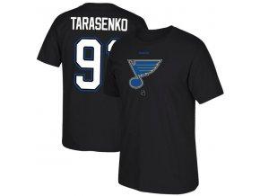 Tričko Vladimir Tarasenko #91 St. Louis Blues Reebok Center Ice TNT Reflect Logo