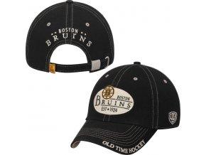 Kšiltovka Boston Bruins Old Time Hockey Lang