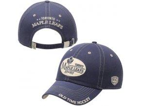 Kšiltovka Toronto Maple Leafs Old Time Hockey Lang