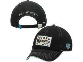 Kšiltovka San Jose Sharks Old Time Hockey Rumford