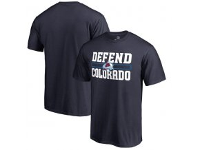 Tričko Colorado Avalanche Hometown Defend