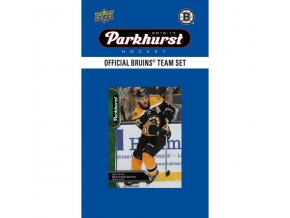NHL hokejové karty Boston Bruins 2016-17 Team Card Set