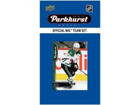NHL hokejové karty Dallas Stars 2016-17 Team Card Set