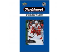 NHL hokejové karty Detroit Red Wings 2016-17 Team Card Set