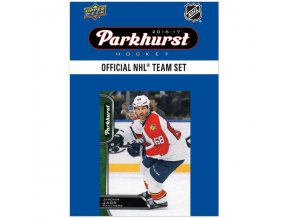 NHL hokejové karty Florida Panthers 2016-17 Team Card Set