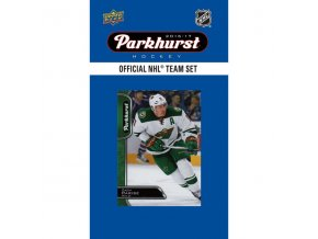 NHL hokejové karty Minnesota Wild 2016-17 Team Card Set