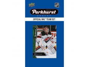 NHL hokejové karty New Jersey Devils 2016-17 Team Card Set