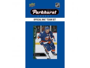 NHL hokejové karty New York Islanders 2016-17 Team Card Set