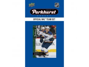 NHL hokejové karty St. Louis Blues 2016-17 Team Card Set
