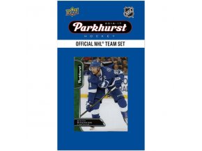 NHL hokejové karty Tampa Bay Lightning 2016-17 Team Card Set