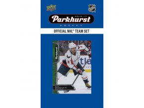 NHL hokejové karty Washington Capitals 2016-17 Team Card Set