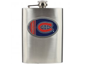 Placatka Montreal Canadiens Stainless Steel Flask