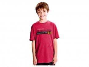 Dětské tričko Chicago Blackhawks NHL Charged