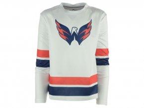 Dětské tričko Washington Capitals Authentic Scrimmage