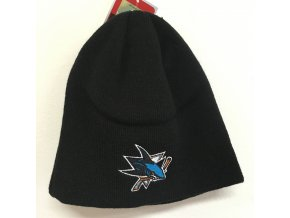 NHL čepice San Jose Sharks Basic Logo Scully
