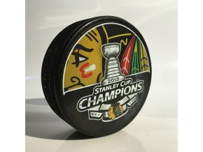 Puk Chicago Blackhawks Stanley Cup Champions 2013