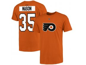Tričko #35 Steve Mason Philadelphia Flyers
