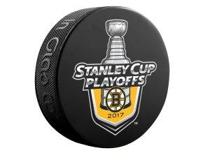 Puk Boston Bruins 2017 Stanley Cup Playoffs Lock Up