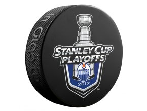 Puk Edmonton Oilers 2017 Stanley Cup Playoffs Lock Up