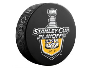 Puk Nashville Predators 2017 Stanley Cup Playoffs Lock Up