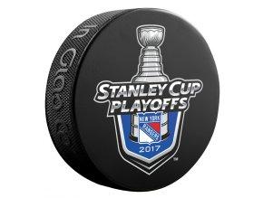Puk New York Rangers 2017 Stanley Cup Playoffs Lock Up