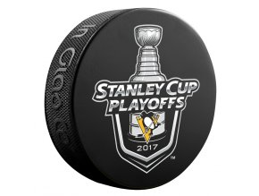 Puk Pittsburgh Penguins 2017 Stanley Cup Playoffs Lock Up