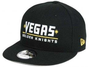 Kšiltovka Vegas Golden Knights All Day 9FIFTY Snapback Locker