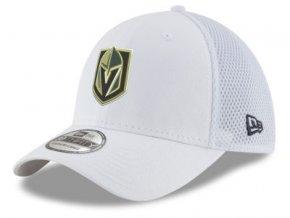 Kšiltovka Vegas Golden Knights Neo 39THIRTY White