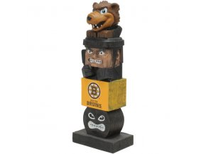 Figurka Boston Bruins Tiki Totem