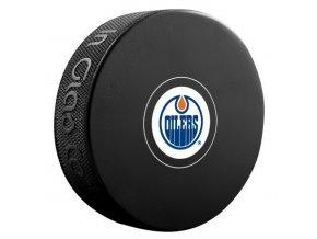 Podpisový puk Edmonton Oilers Autograph